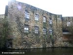 Industrial Building by Leeds Liverpool Canal Burnley