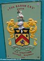 Coat of Arms on Finsley Gate Bridge #130E