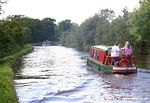 Boating on the Leeds Liverpool Canal