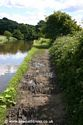 Towpath on the Leeds Liverpool Canal