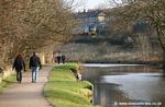 The Leeds Liverpool Canal Saltaire