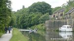 Kayaking on the Leeds Liverpool Canal