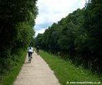 Towpath Cycling
