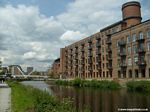 The River Aire Leeds