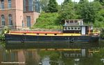 River Aire Barge