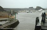 Harbour Break Water at Bude
