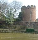 Shropshire Union Canal: Water Tower