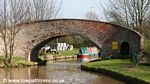 Calveley Bridge The Shropshire Union Canal