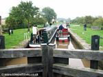 Wharton Lock  The Shropshire Union Canal