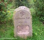The Sandstone Trail,  The Shropshire Union Canal